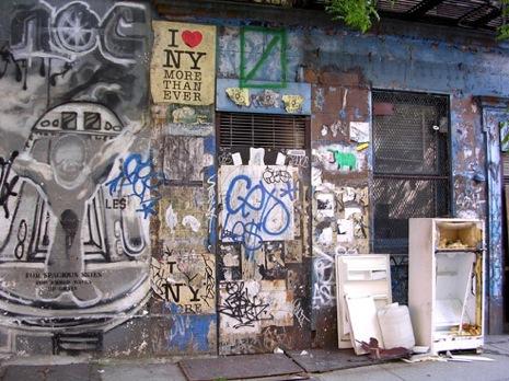 NEW YORK'S OWN NOBLE ROT